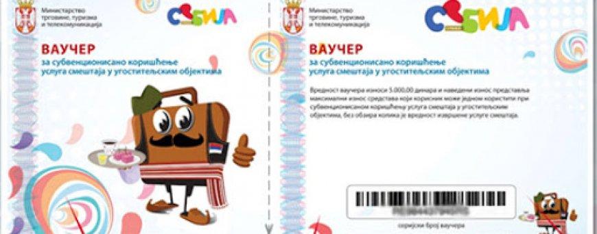 Пријаве за ваучере за одмор у Србији од среде 13. маја