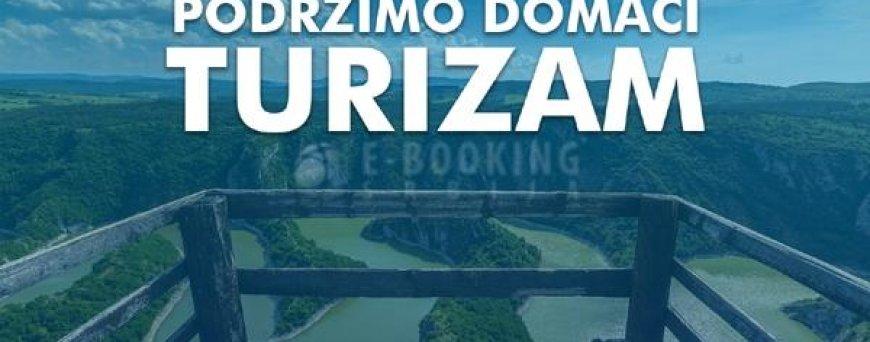 Domaći turisti sačuvaće vitalnost turističke privrede